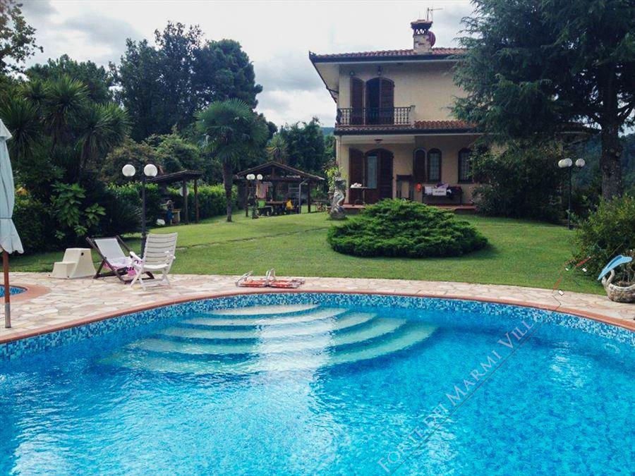 Villa Libellula : Piscina
