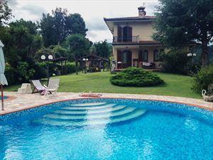 Villa Libellula : Бассейн