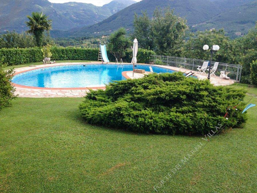 Villa Libellula : Vista esterna