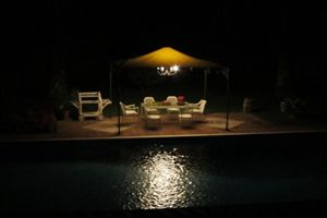 Villa Byron    : Outside view