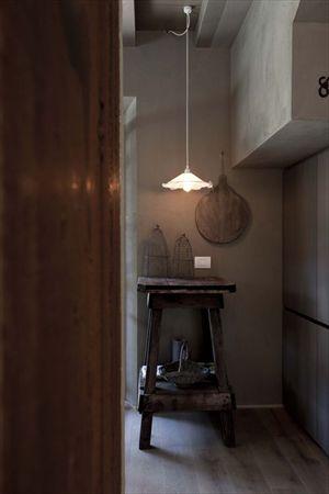 Villa Trilogy  : Inside view