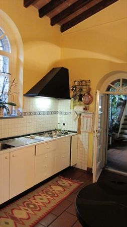 Villa Byron    : Kitchen