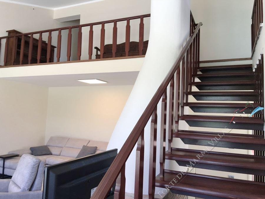 Villa Sonetto : Inside view