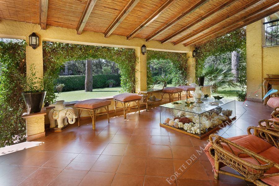 Villa Di Sapore : Terrazza panoramica