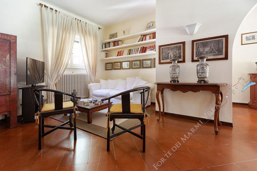 Villa Di Sapore : Vista interna