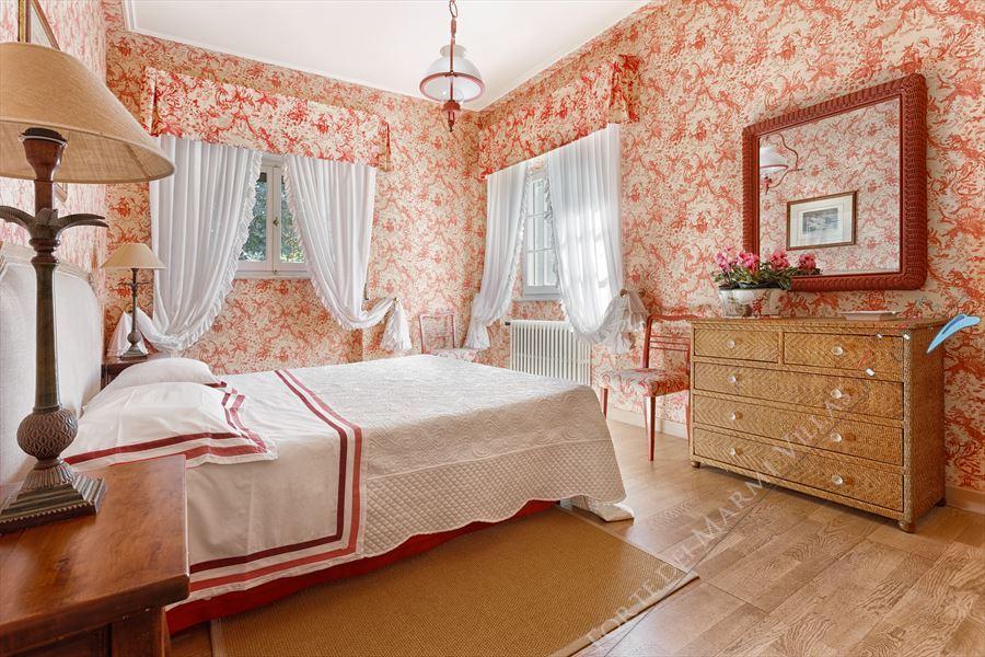 Villa Di Sapore : Camera matrimoniale