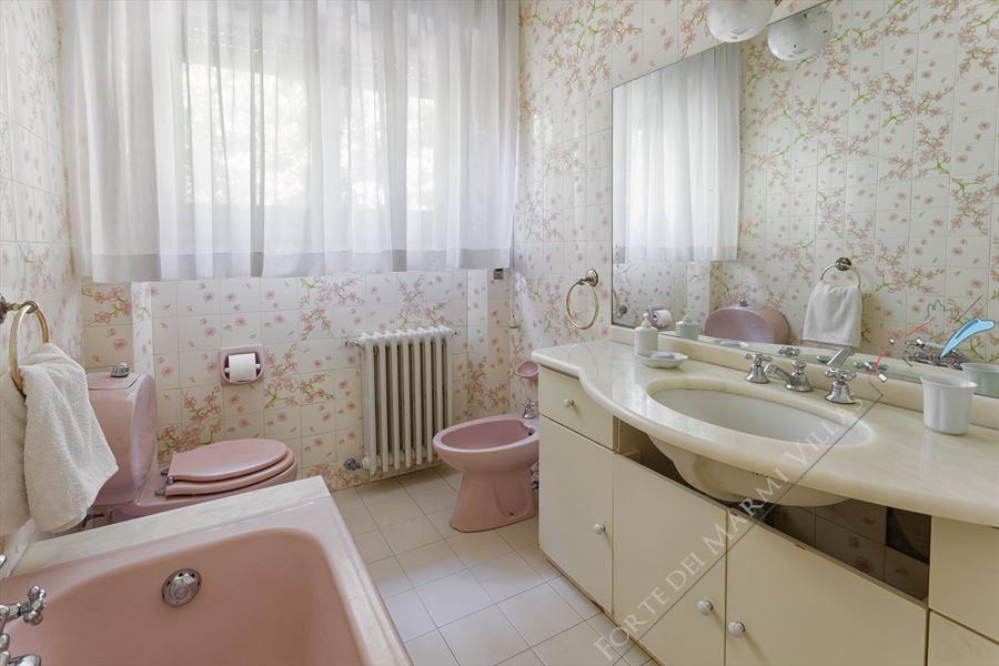 Villa Di Sapore : Bagno con vasca