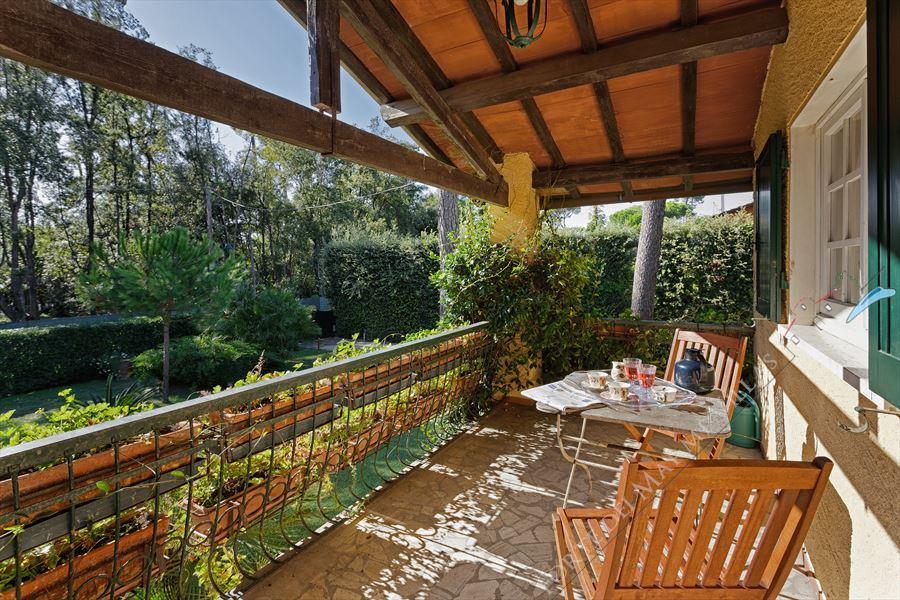 Villa Di Sapore : Vista esterna