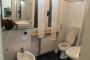 Villa  Ronchi Mare : Ванная комната с душем