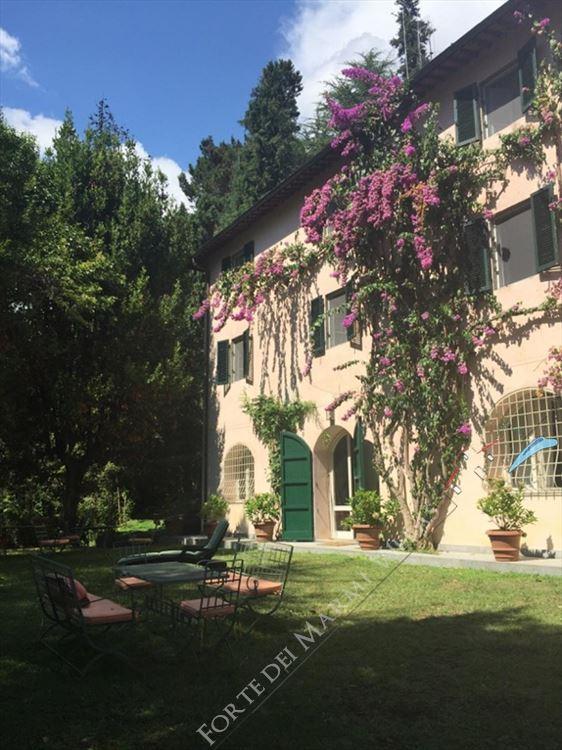 Villa La Pieve : Vista esterna