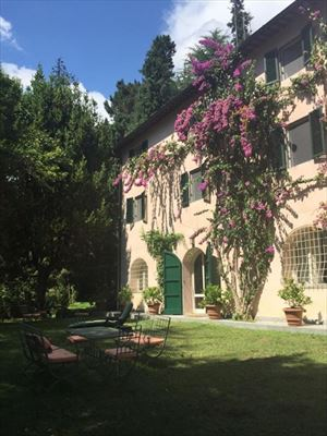 Villa La Pieve : Outside view