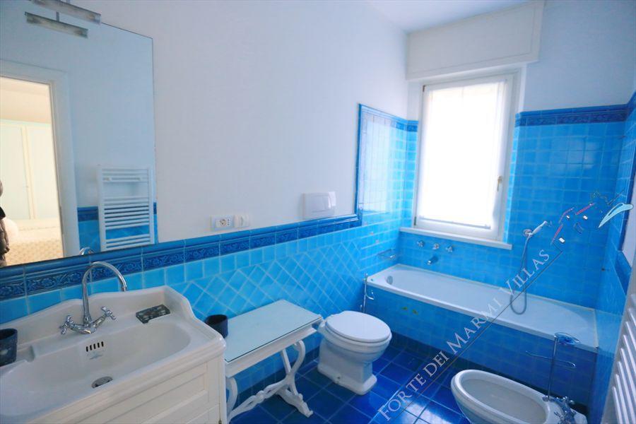Villa La Pace  : Bagno con doccia