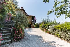 Villa Charme Toscana vista mare  : Outside view