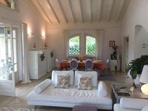 Villa Italia : Vista interna