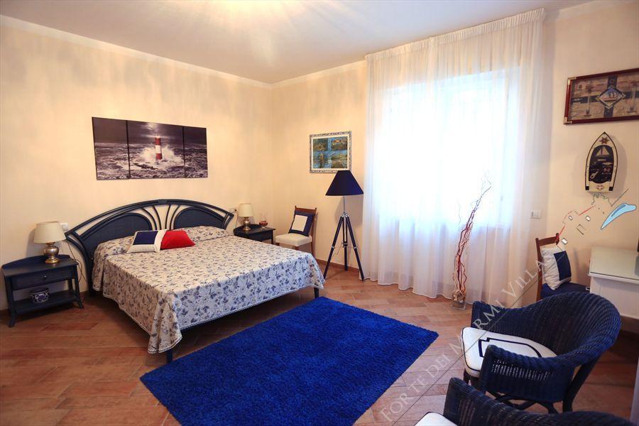 Villa La Pace  : Camera matrimoniale