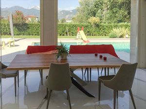 Villa Paradise : Столовая