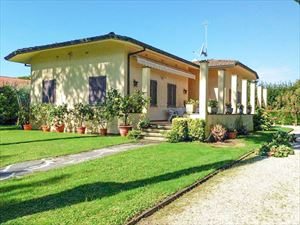 Villa Giada: Detached villa Forte dei Marmi