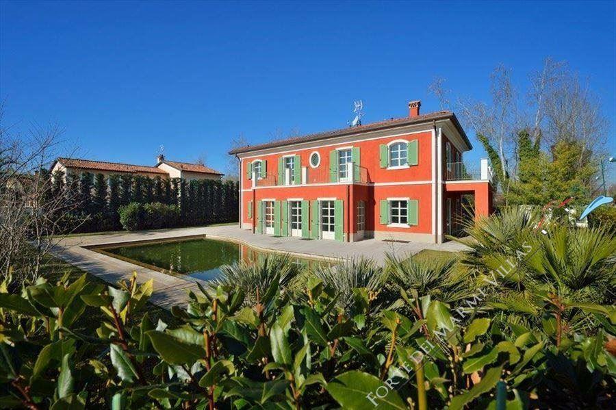 Villa Gioconda - Отдельная вилла Форте дей Марми