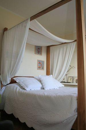 Villa Turchese  : спальня с двуспальной кроватью