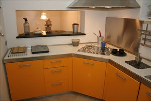 Villa Turchese  : Кухня