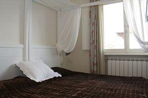 Villa Turchese  : спальня с двумя кроватями