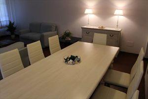 Villa Fiorella    : Sala da pranzo