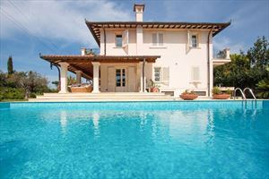 Villa Gucci: Detached villa Forte dei Marmi