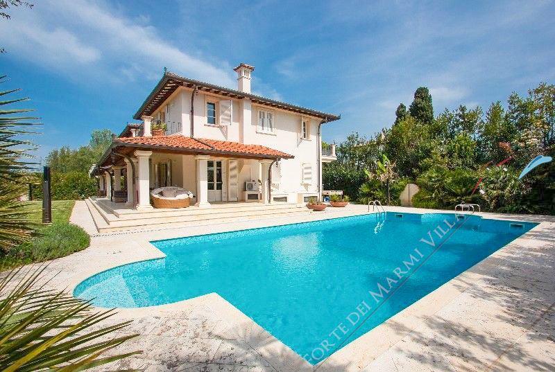 Villa Gucci : Vista esterna