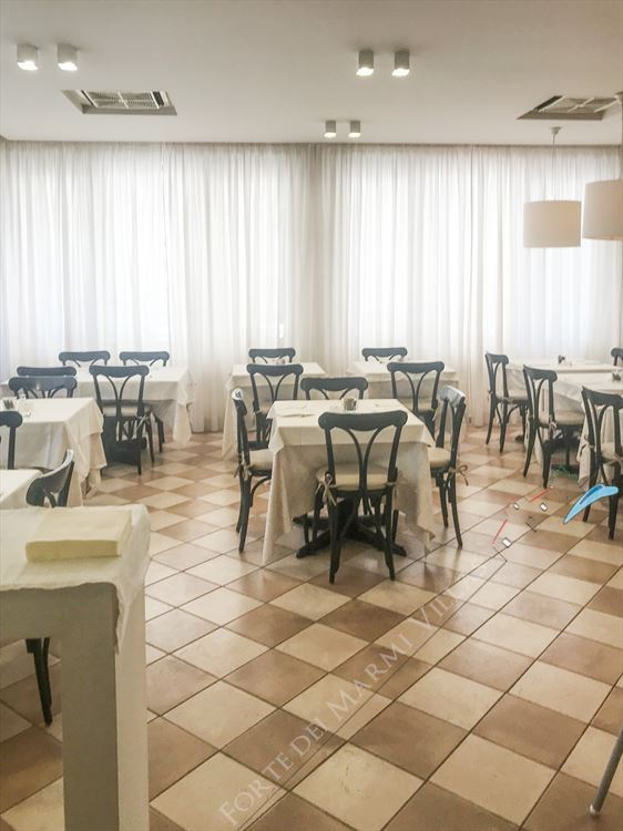 Hotel Versilia : Dining room