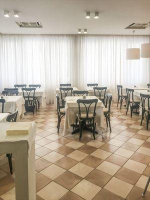 Hotel Versilia : Столовая