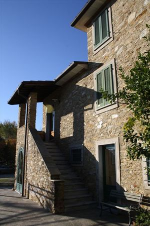 Villa Ciclamino : Detached villa Pietrasanta