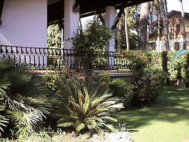 Villa Gloria - Detached villa Forte dei Marmi