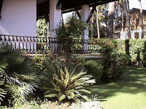 Villa Gloria: Detached villa Forte dei Marmi