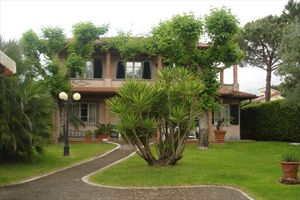 Villa del Fortino   : Outside view