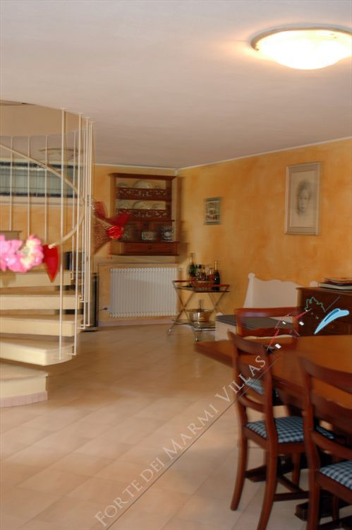 Villa Europa  : Inside view