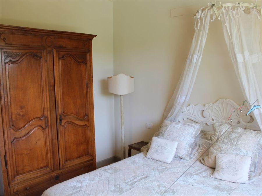 Villa dei Fiori : Camera matrimoniale