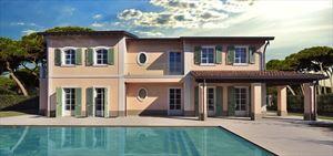 Villa Picasso: Отдельная вилла Форте дей Марми