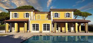 Villa Modigliani: Villa singola Forte dei Marmi