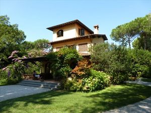 Villa Relax  : Outside view