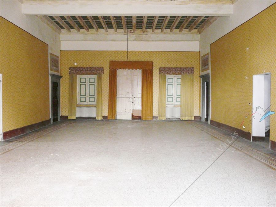 Villa Cipollini : Vista interna