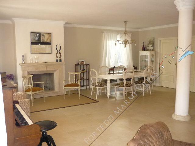 Villa Cavallini : Living room