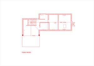 Villa Sogno di Palatina : Planimetria