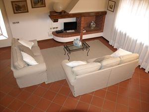 Villa Sassicaia : Vista esterna
