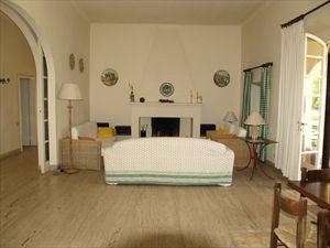 Villa Libeccio  : Гостиные