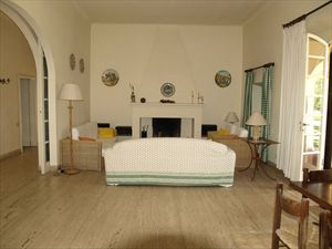 Villa Libeccio  : Living room