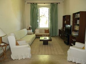 Villa Libeccio  : Inside view