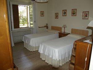 Villa Libeccio  : хозяйская спальня