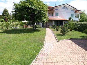 Villa Vanessa  : Outside view