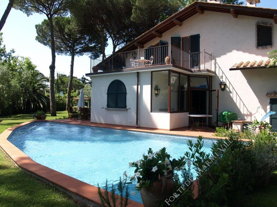 Villa Bocconcino - Detached villa Forte dei Marmi