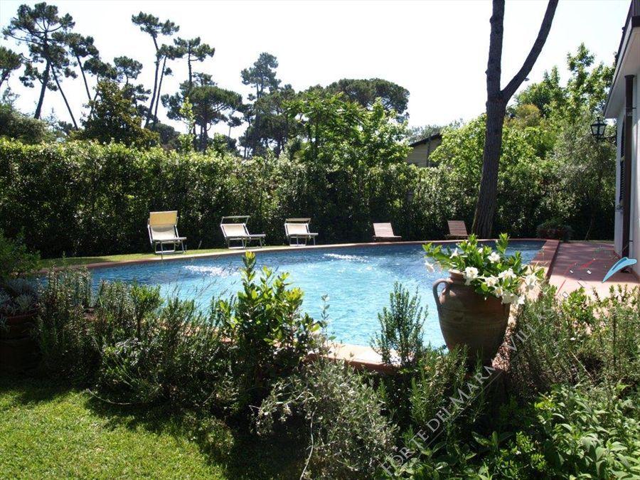 Villa Bocconcino : Piscina